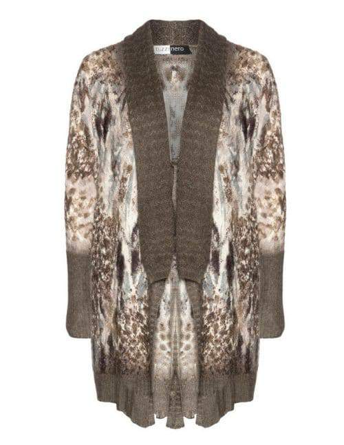 tuzzi-nero-cardigan-from-silk-mohair-angora-mix-Plus Size Cardigans on The Curvy Fashionista