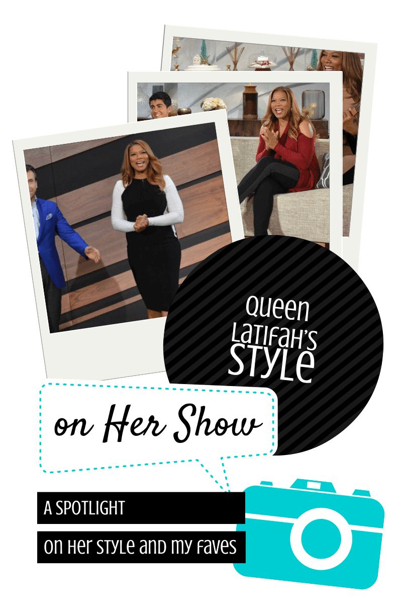 Queen Latifah's Style on the QLShow