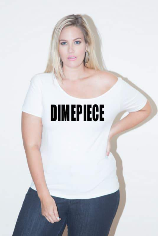 Custom Plus- Another Dope Plus Size Tee Company on The Curvy Fashionista