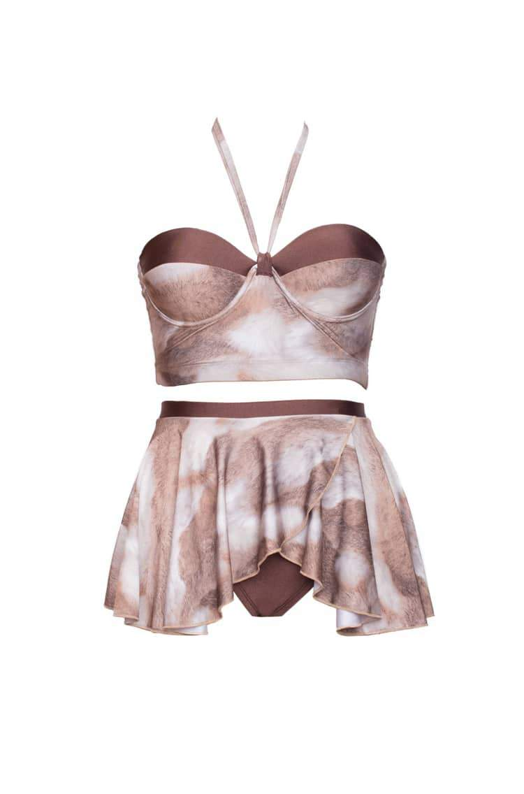 New Plus Size Swim Designer Josephine Swim featured on The Curvy Fashionista