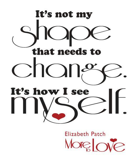 Plus SIze Art more to love by elizabeth patch on The Curvy Fashionista