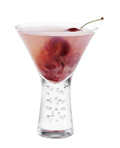 Valentine's Day Cocktails- Cherry Kiss