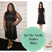 Get the look Amber Riley