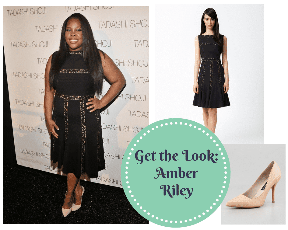 Get the Look: Amber Riley in Tadashi