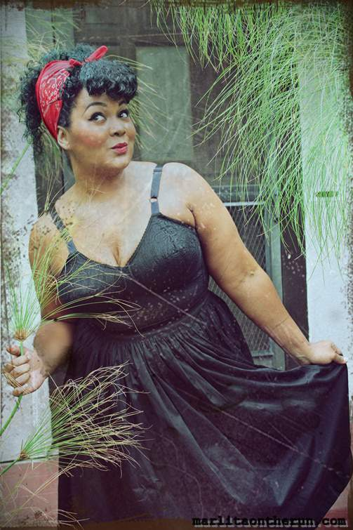 Curvy Fashionista Retro Clothing My Sweethearts Blogger Retro
