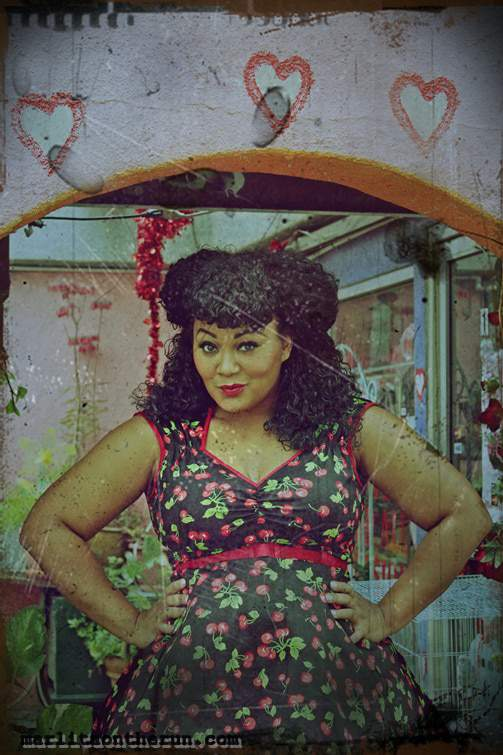 Curvy Fashionista Retro Clothing Southern Cali Fashion