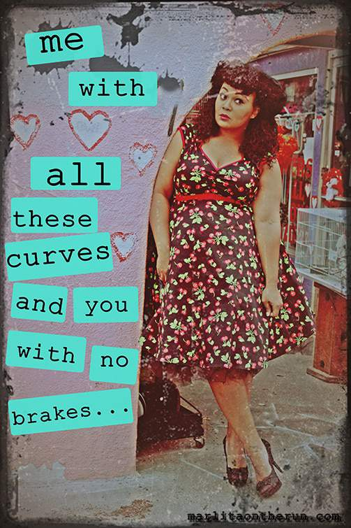 Blogger Sweet Hearts- Marie Denee- The Curvy Fashionista shot by Marlita on the Run