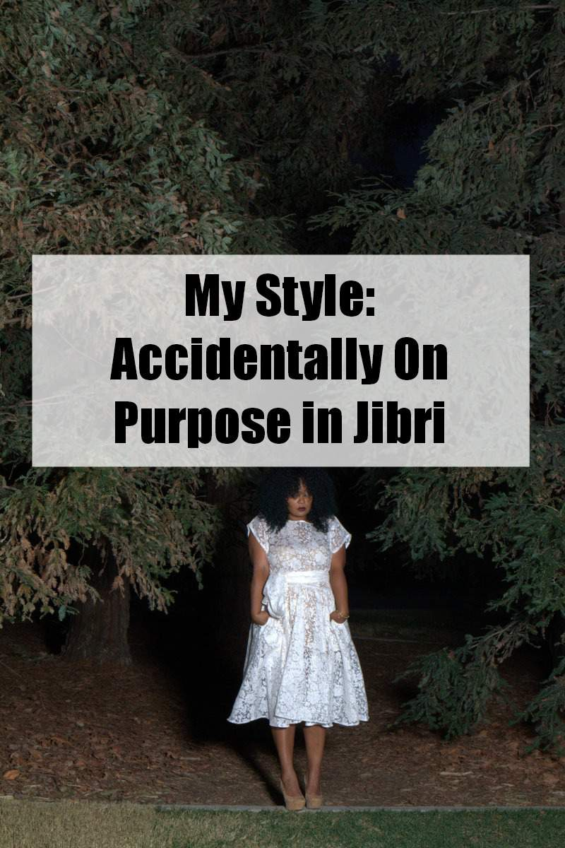 My Style Accidentally On Purpose in Jibri