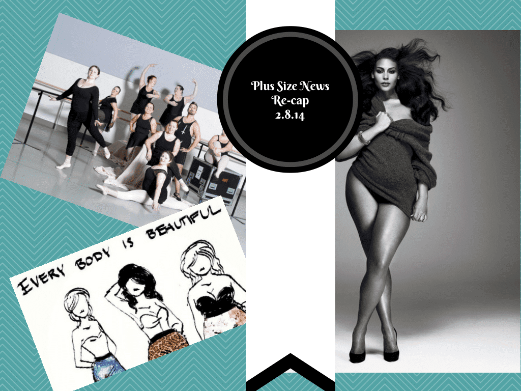 Plus Size News Weekly Round-up: 2.8.14