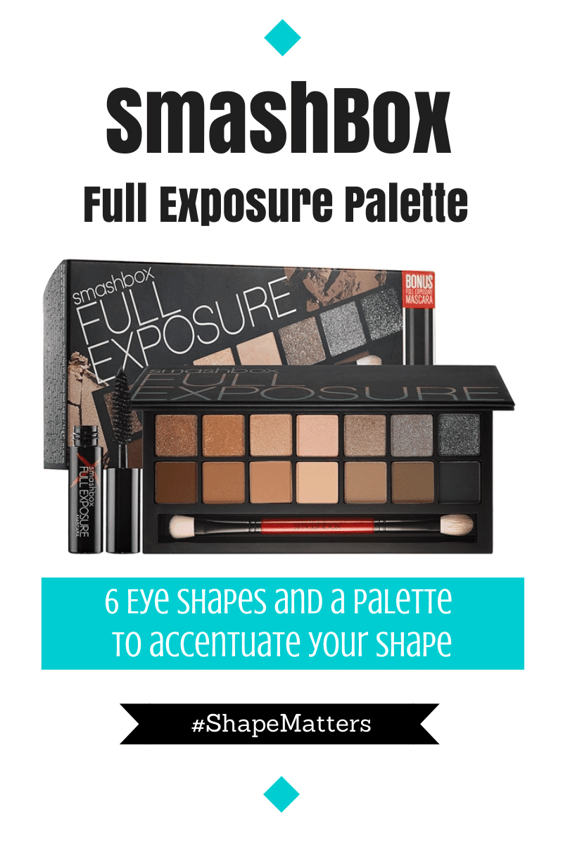 SmashBox Introduces #ShapeMatters Full Exposure Palette