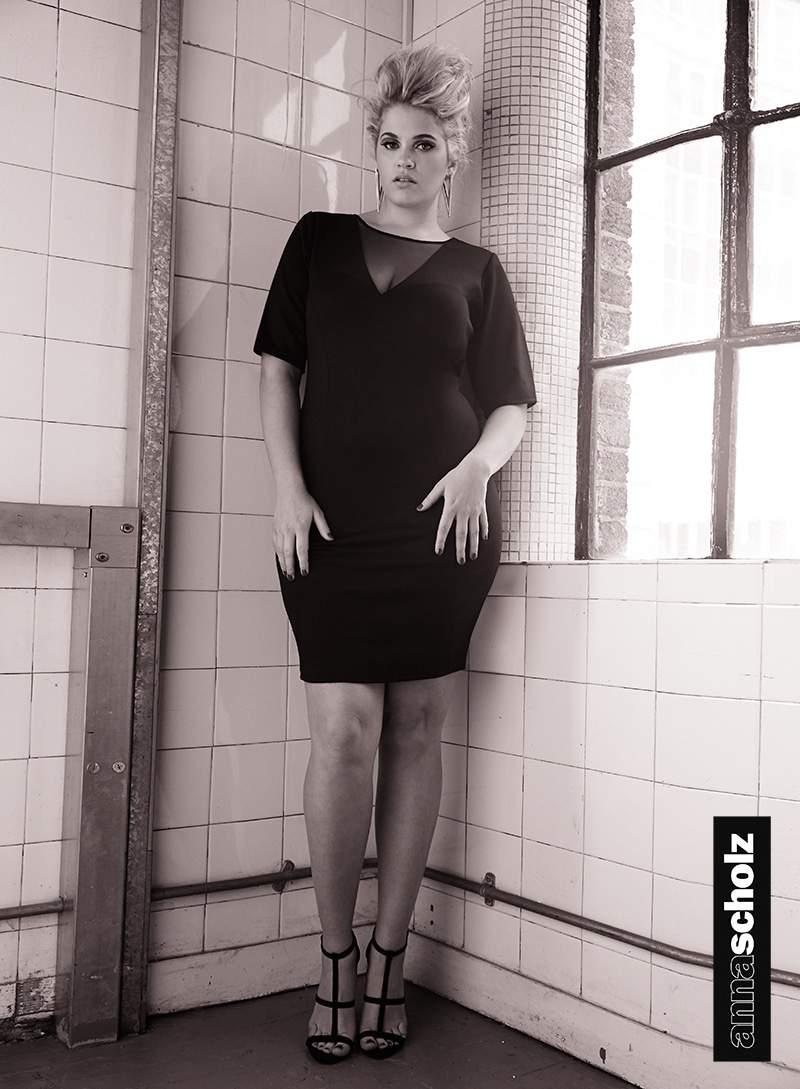 Anna Scholz Black Label Spring 2014 Collection