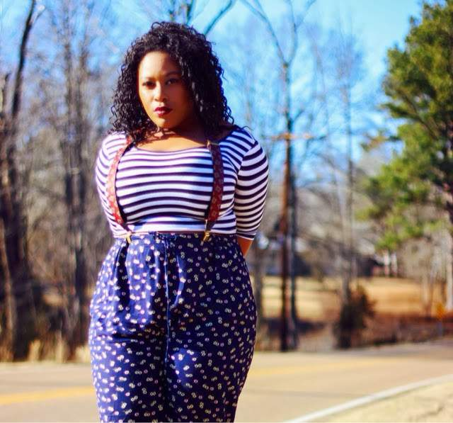 Five Looks We Love: Fearless in Fashion   The Curvy Fashionista