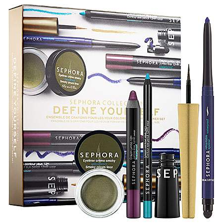 Sephora Collection Define Yourself Color Eyeliner Set