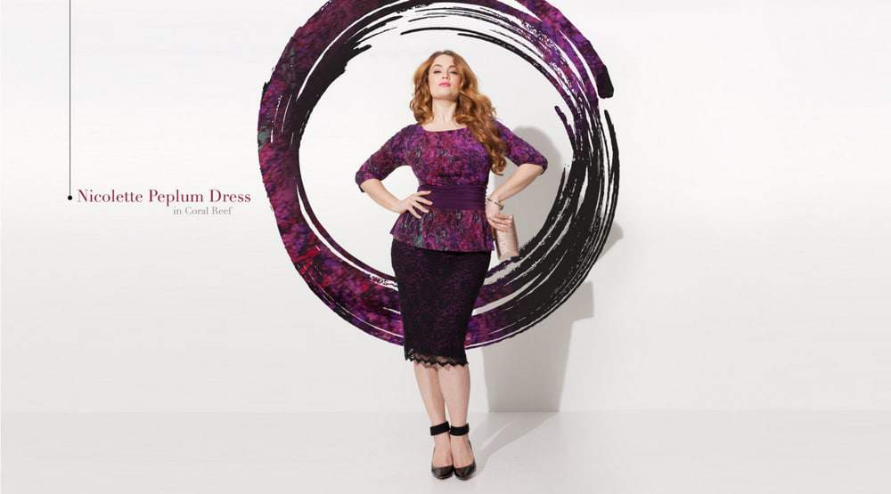 In Full Bloom Igigi Spring 2014 Collection on The Curvy Fashionista