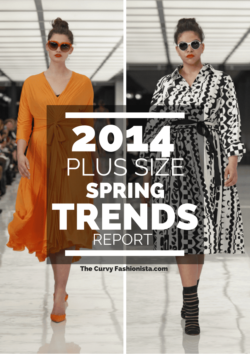 Fall 2014 Plus Size Fashion Trends TRENDS The Plus Size