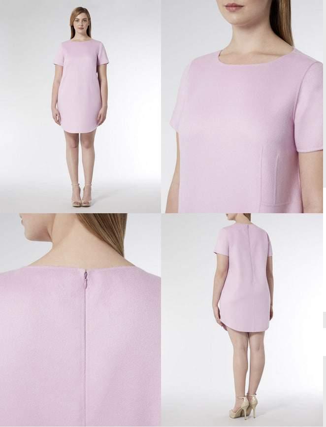 80a4213636 Luxury Plus Size Designer Marina Rinaldi Launches Online Store- The Curvy  Fashionista
