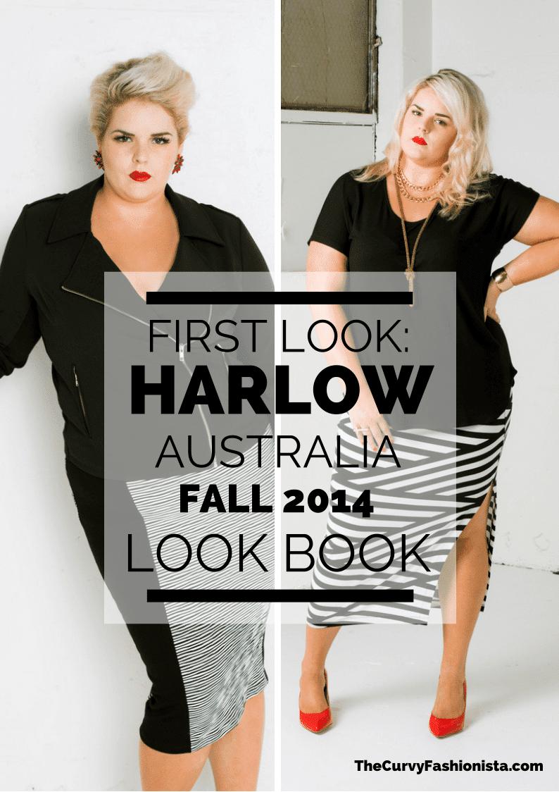 First Look: HARLOW Australia Fall 2014 Look Book