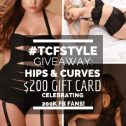 Spring #TCFStyle Giveaway with Hips and Curves