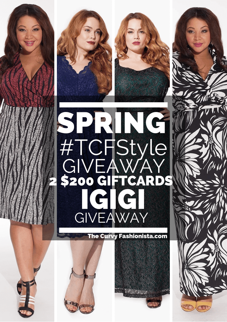TCFStyle Giveaway with IGIGI!!