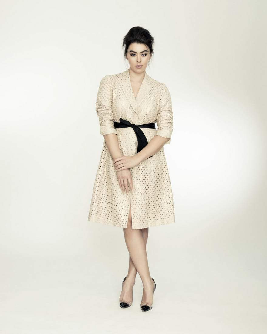 0e03545ddfb First Look  Isabel Toledo for Lane Bryant Collection STUNS