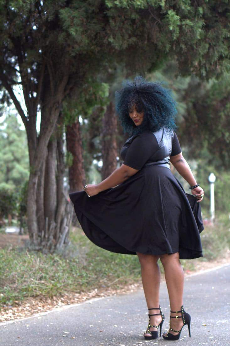 A New Way To Shop and Swap- SWAPDOM on The Curvy Fashionista