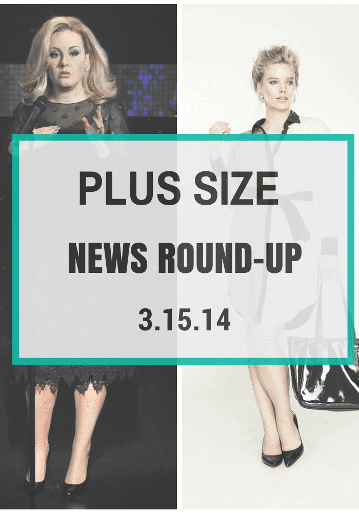 Plus Size News Round-Up