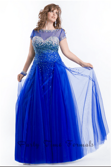 Party Time Formal Gown