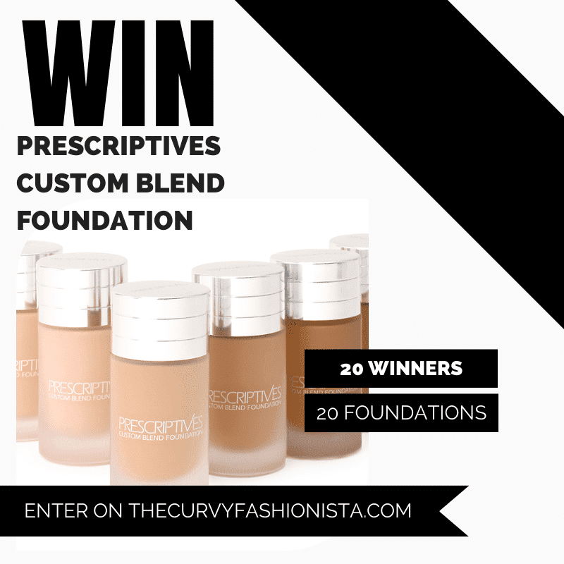 PrescriptivesCustom Blend Foundation