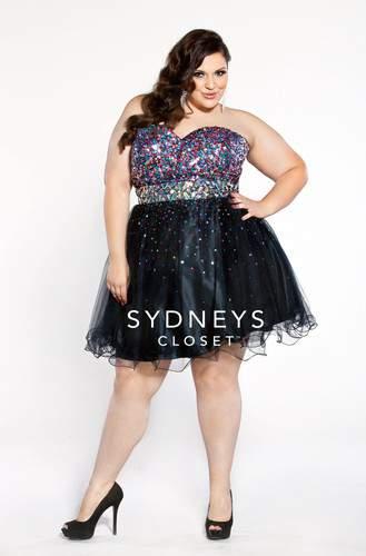 Plus Size Tutu Dresses For Prom - Evening Wear