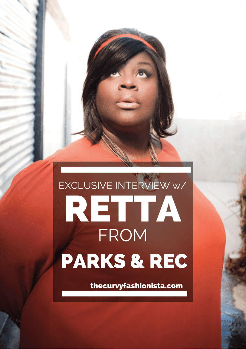 Up Close and Personal with Retta from Parks and Recreation