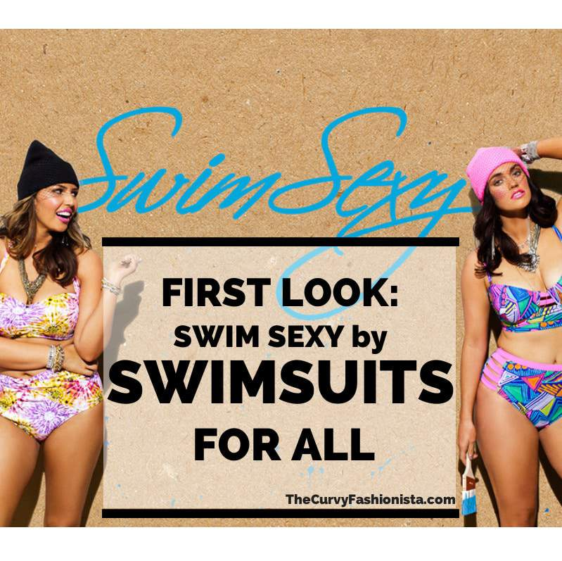 First Look: Swim Sexy by Swimsuits for All
