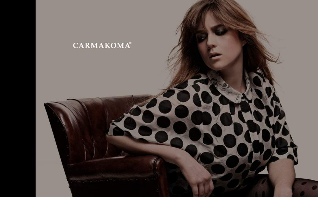 CarmaKoma Fall 2014 Plus Size Designer Look Book on The Curvy Fashionista
