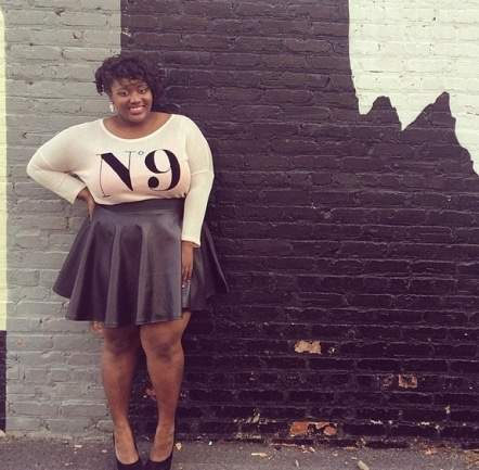 @lalatmr89 Five Looks We Love: Plus Size Spring Trends on The Curvy Fashionista