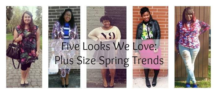 Five Looks We Love Plus Size Spring Trends on The Curvy Fashionista