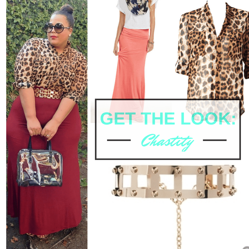 Get The Look Garner Style