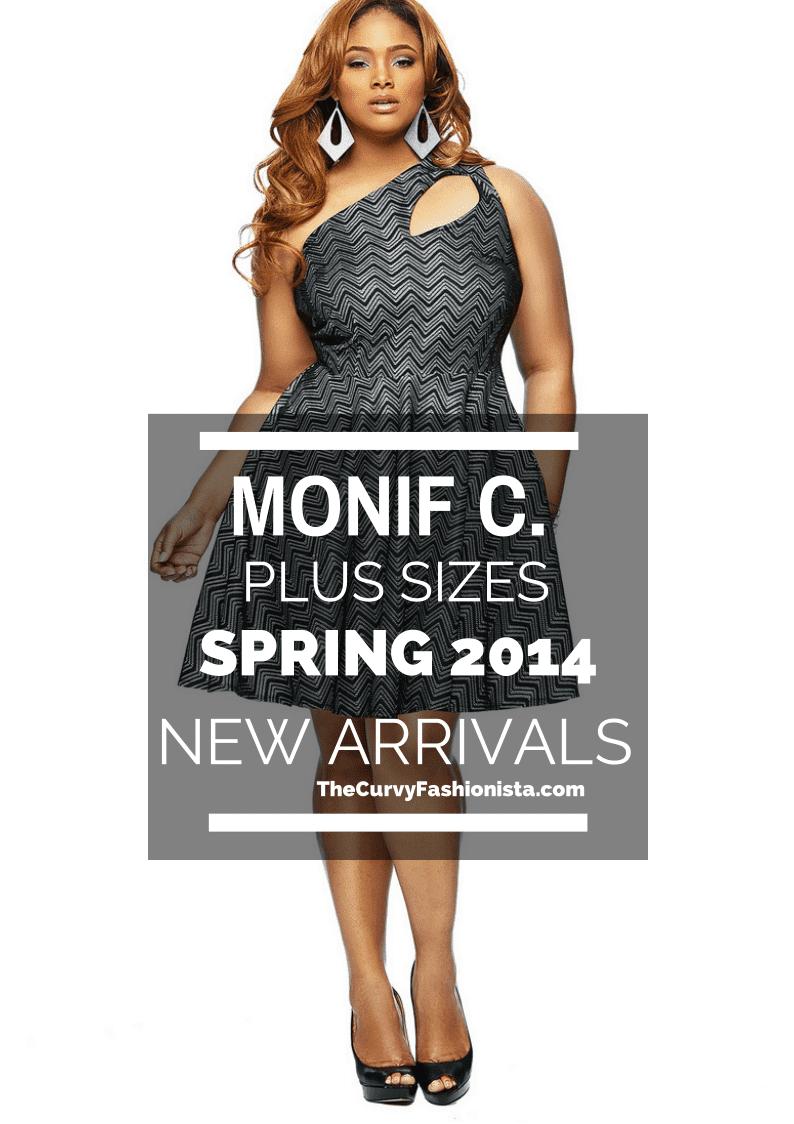 4767ac50f4b Monif C Plus Sizes Spring 2014 on The Curvy Fashionista