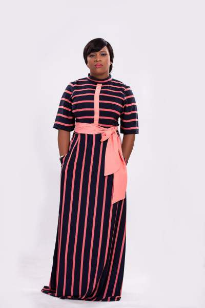 First Look: Nigerian Plus Size Designer Collection- Designs by ...