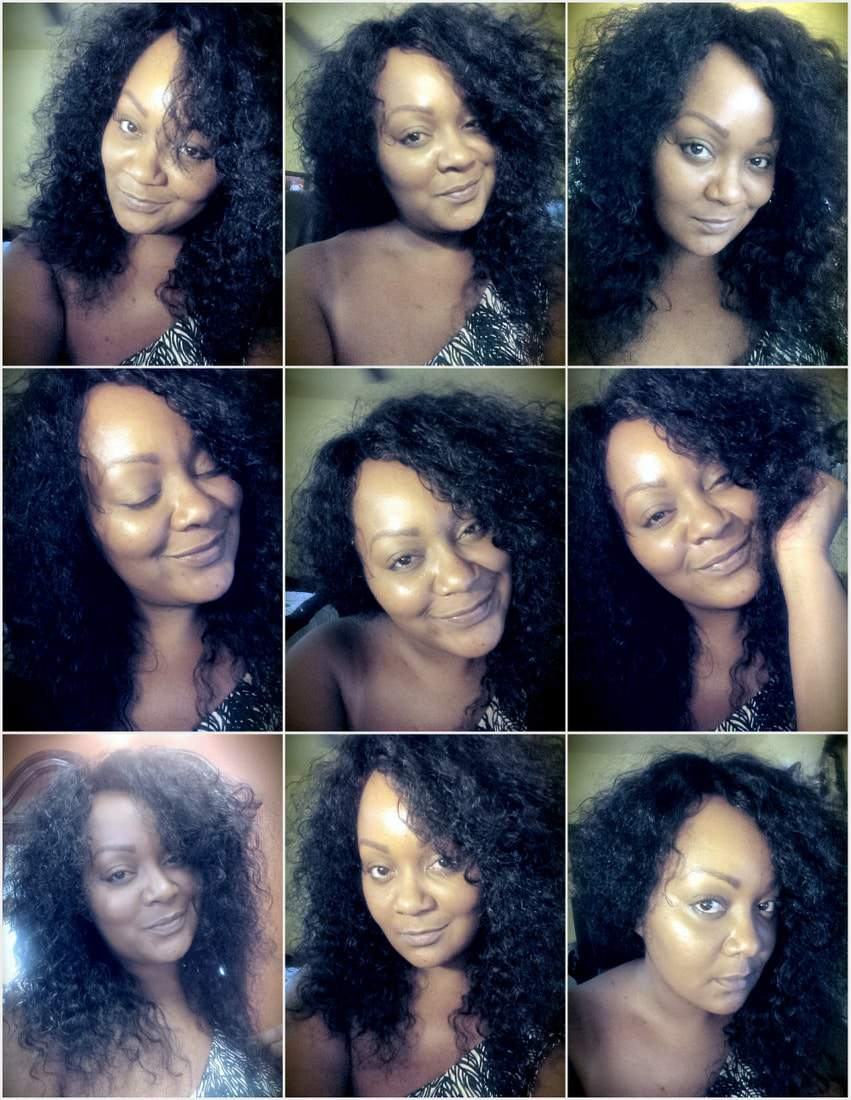 Dernier Cri Virgin Hair on The Curvy Fashionista