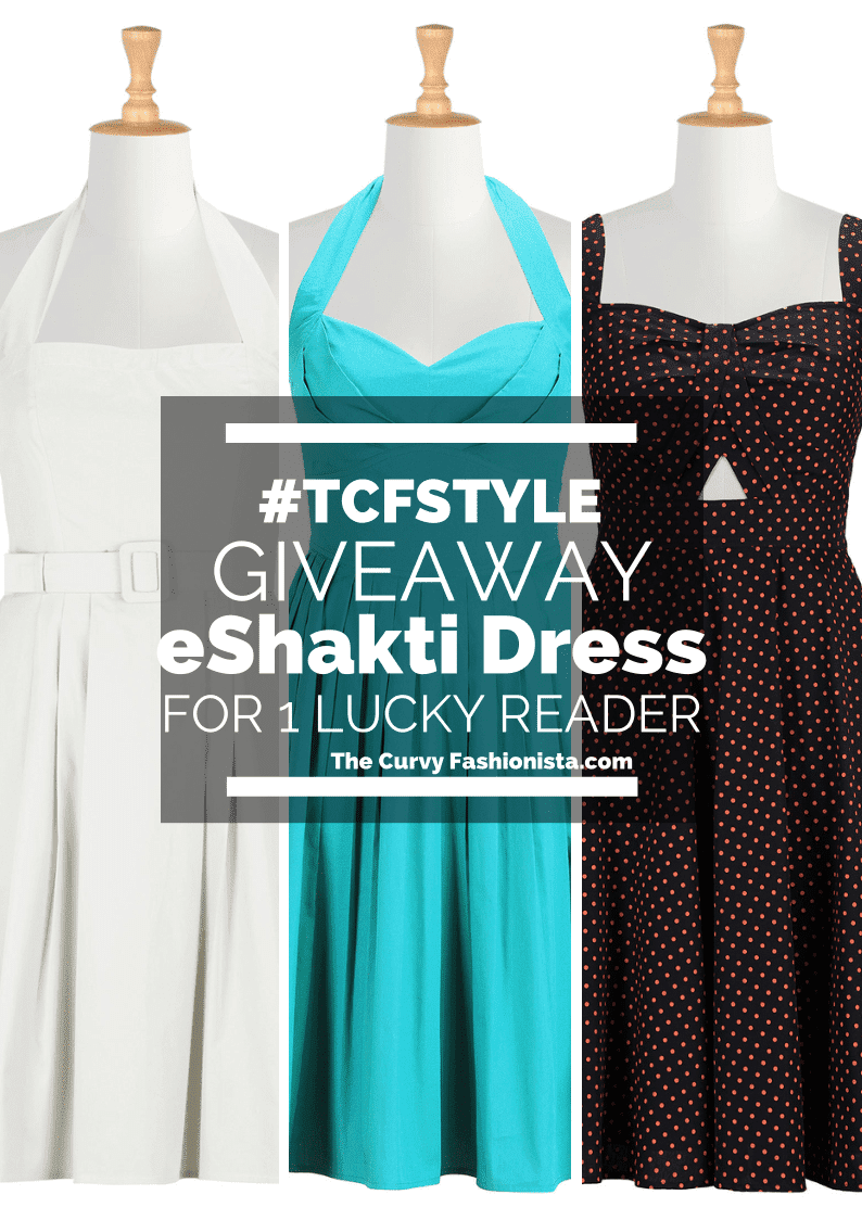 It is a Spring #TCFStyle Giveaway with eShakti!