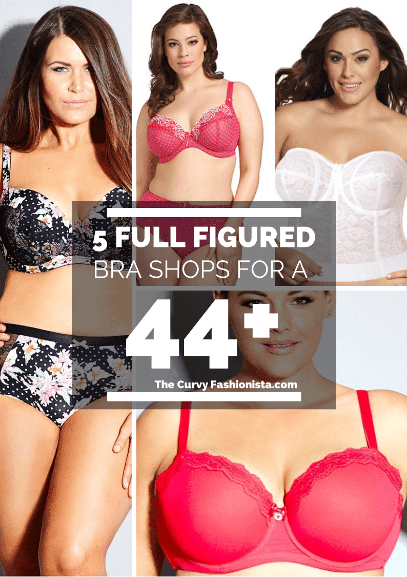 e1bcd074614 Best Full Figured Bra Buys For a 44 Band+