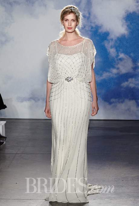 Jenny Packham 2015 Bridal Collection - Camilla Hansen