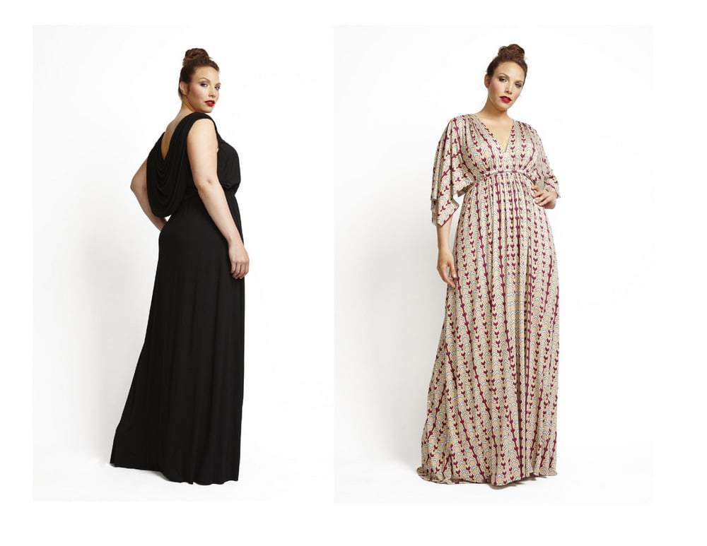 Rachel Pally White Label Spring 2014 on The Curvy Fashionista