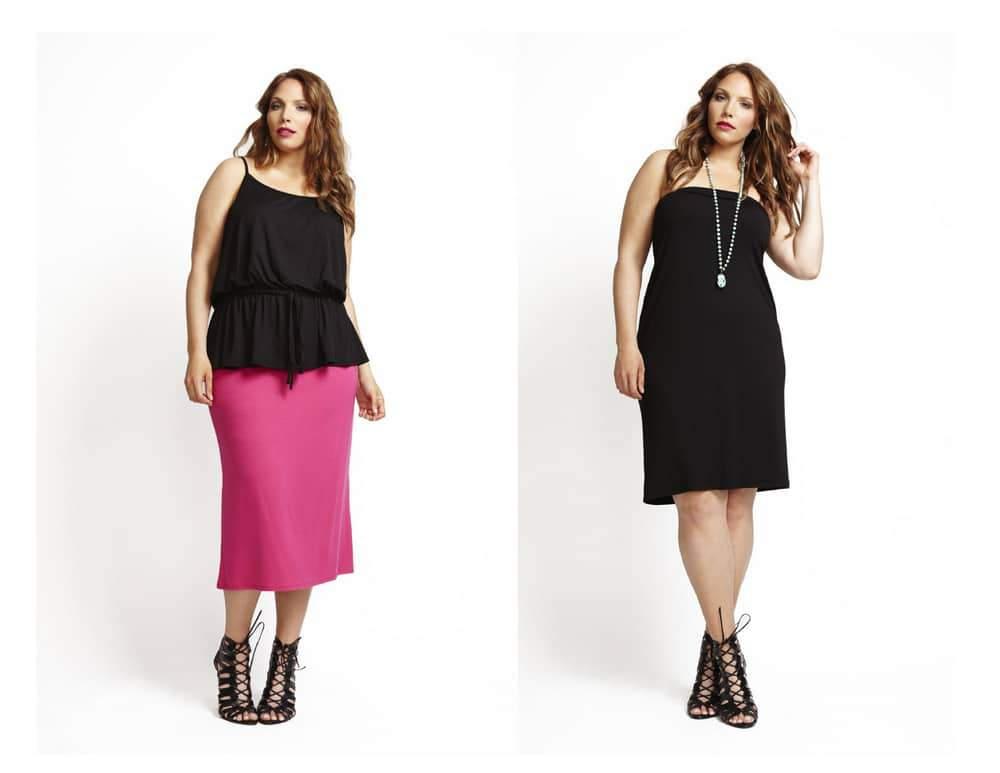 Rachel Pally White Label Summer 2014 on The Curvy Fashionista