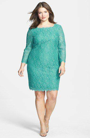 WEDDING SEASON: 5 Plus Size Wedding Guest Dresses on The Curvy Fashionista