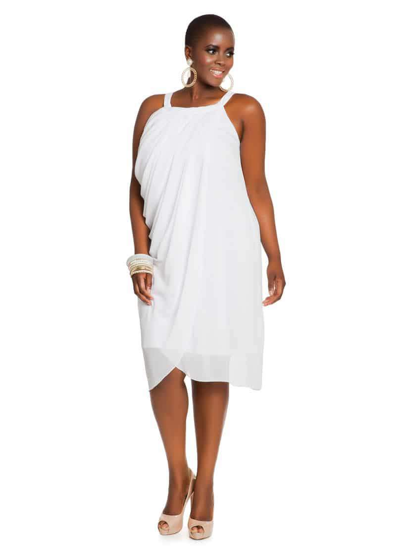 fa61ae0a0 10 All White Plus Size Party Dresses | The Curvy Fashionista