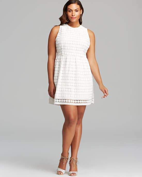 10 All White Plus Size Party Dresses The Curvy Fashionista