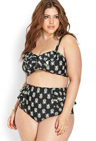 Forever-21-plus-size-two-piece