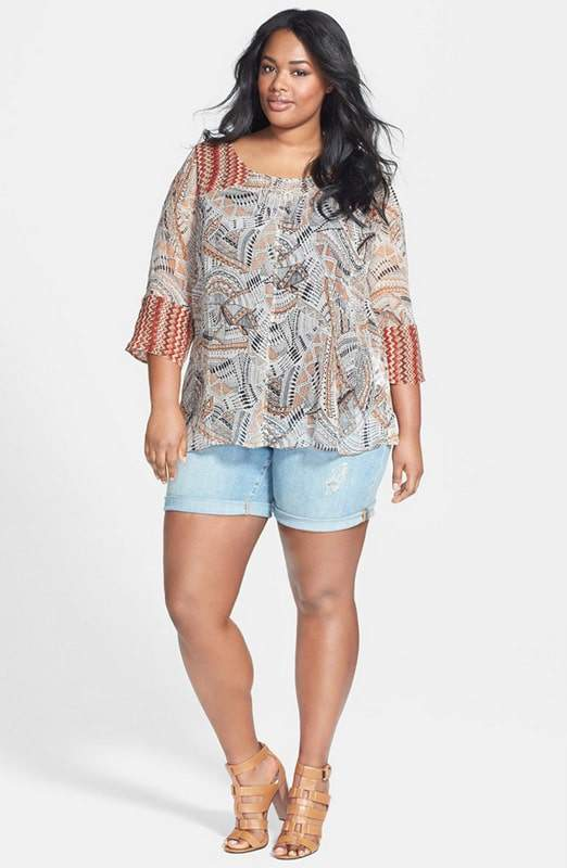 Georgia Shorts by Lucky Brand
