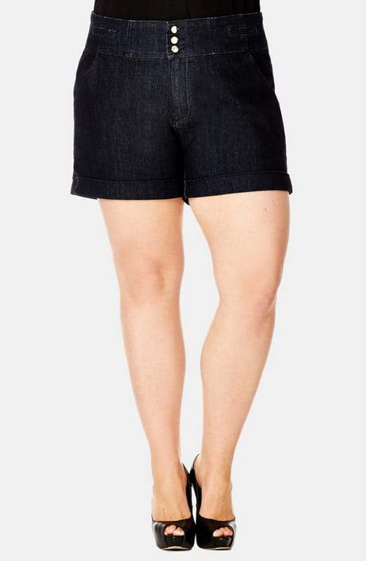 Harajuku Shorts by City Chic