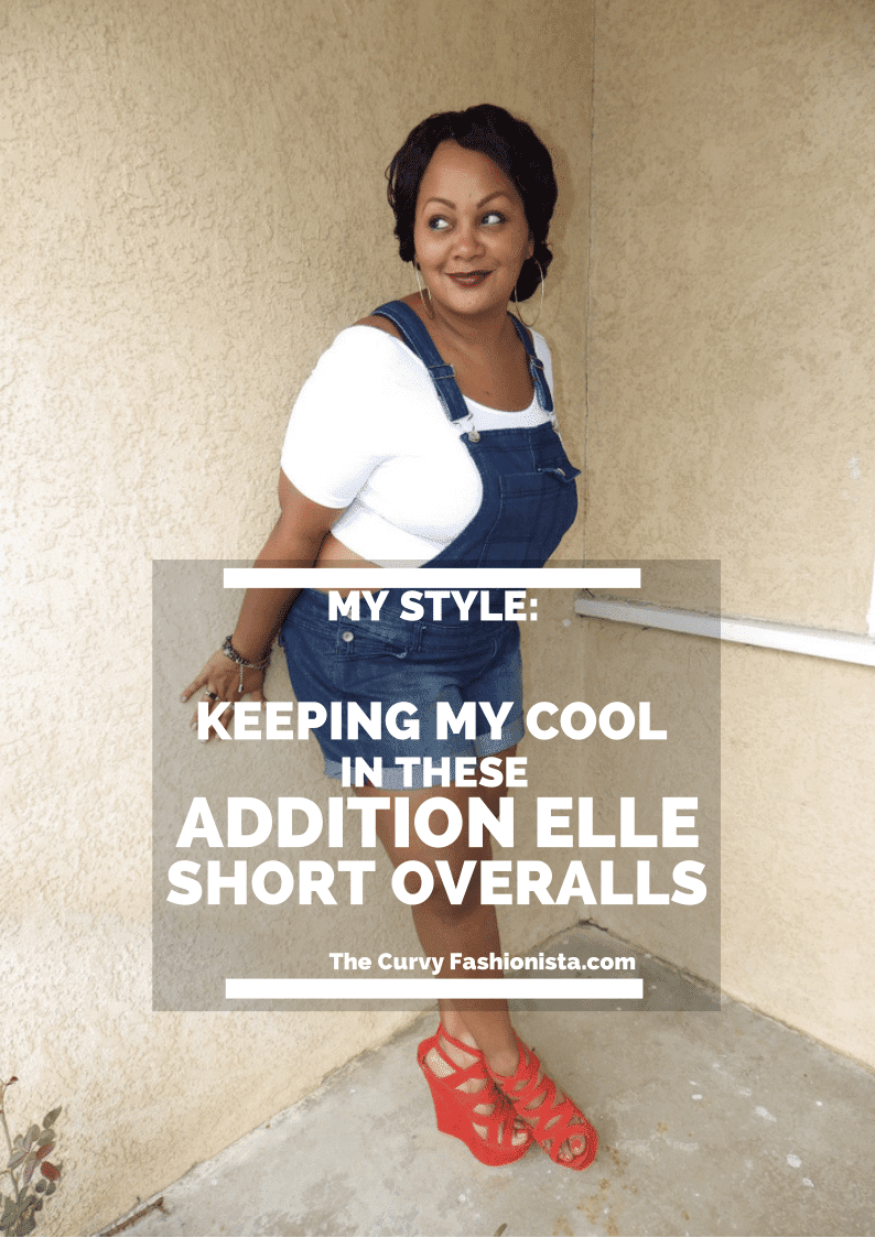 My Style: Keeping My Cool in Overalls